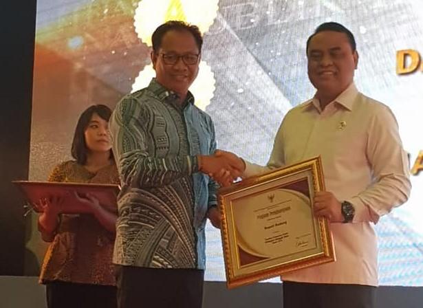 Badung Sabet Empat Penghargaan Nasional Di Bidang Penyelenggaraan Pelayanan Publik